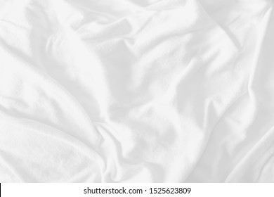 Soft focus - abstract background, bright white sheets, patterned and textured waves motion,for making background,wallpaper,advertisements and websites,with copy space,text for advertising media