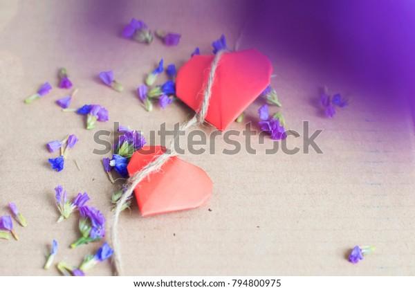 Origami Heart: | Origami fácil, Origami corazon, Tarjeta corazones | 419x600