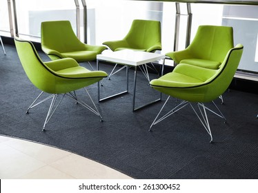 Soft green Office Chair