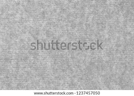 Soft Grey Fleece Fabric Surface Gray Stock Photo Edit Now