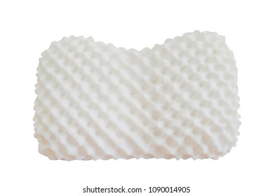 soft latex natural material inside the pillow to protects mite, dust and support your neck