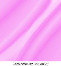Soft pink backgrounds.