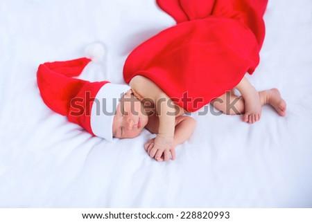 6add23059ecd6 Soft Portrait Newborn Baby Boy Kid Stock Photo (Edit Now) 228820993 ...