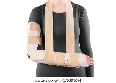 Soft Resting Hand Splint Night, Wrist Splint Support Immobilizer Finger Wrist Fracture Fixation Scaffold for Stroke Hand Pain Tendonitis Sprain Fracture Arthritis Dislocation