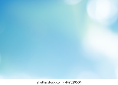 Soft Sweet Color Background With Natural Bokeh Abstract Gradient Desktop Wallpaper For A Text Or