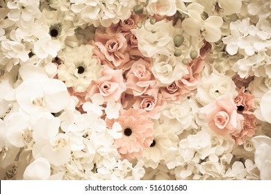 Pastel Flowers Images Stock Photos Vectors Shutterstock