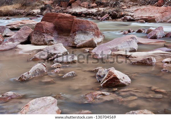 Soft water in Zion's National Park, UT