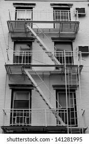SOHO facades, New York, USA