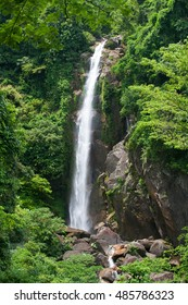 Soi Dao Waterfall, Nakhon Si Thammarat province. Southern Thailand.