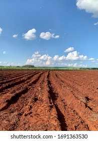 soil preparation farmland agriculture rural