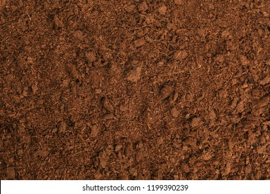 Soil texture as background