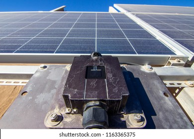 Soiling measurement PV Energy, a clean technology to reduce CO2 emissions and the best place for Solar Energy is Atacama Desert at north Chile where all the astronomical observatories are placed