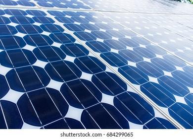 Solar cell.