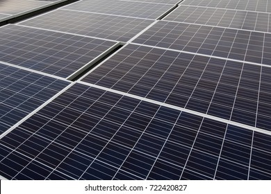 Solar cell is alternative energy from nature.