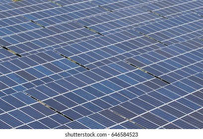 Solar cell photovoltaic panel texture or pattern. Solar energy concept images.