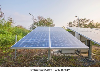 Solar cell for small use