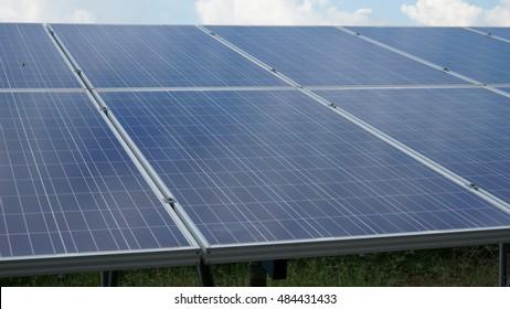 Solar cells , renewable energy