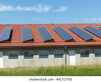 Solar collector, Electricity from sunlight.