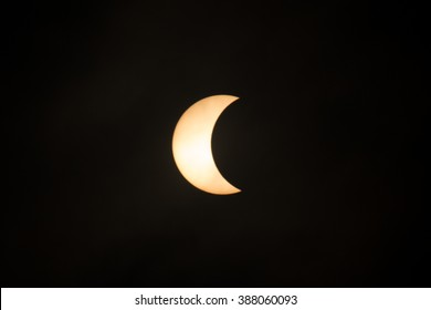 solar eclipse visible in thailand on 9 March 2016