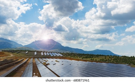 solar and ecological life