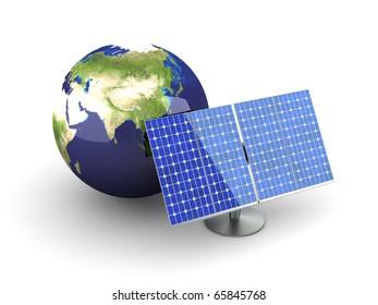 Solar Energy - Asia