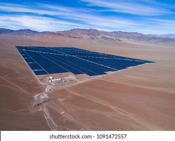 Solar Energy, a clean way of reducing CO2 emissions and the best place for Solar Energy is the Atacama Desert at north Chile where all the astronomical observatories are placed