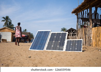 solar energy at Madagascar