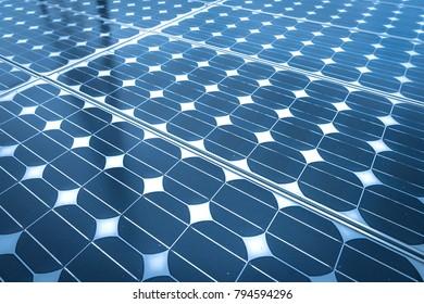 Solar energy panel photovoltaics module