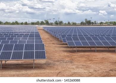 Solar Farm in Thailand