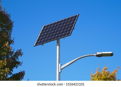 solar lamp renewable electricity cell panel alternative