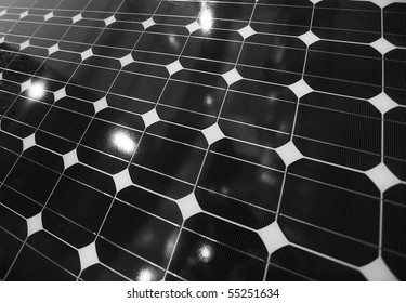 Solar panel, it could be used as background