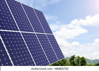 Solar Panel, green energy
