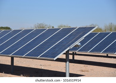 solar panels solar array