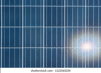 solar panels closeup, renewable energy background texture
