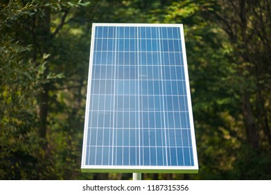 Solar panels for electricity production. Alternative energy