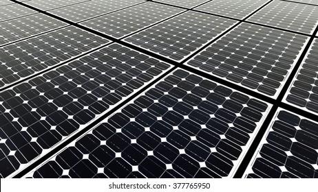 Solar panels, solar modules, clean energy