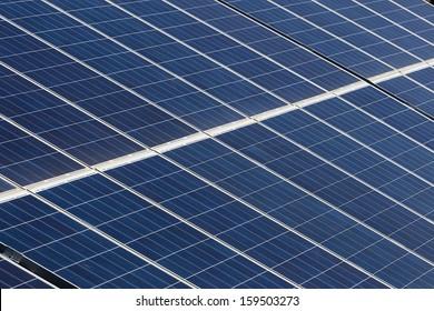 solar panels and Renewable Energy