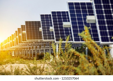 Solar Panel Agriculture Images Stock Photos Vectors Shutterstock