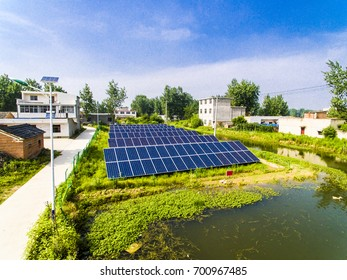 Solar photovoltaic in rural areas