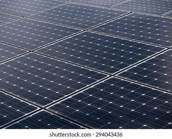 Solar power facility