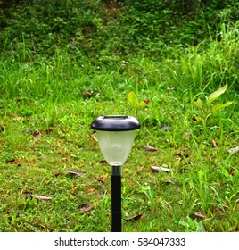 SOLAR POWER LAMP
