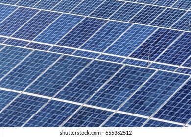 solar power plant