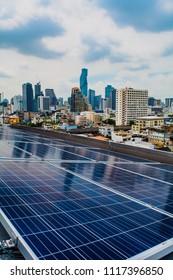 Solar PV Rooftop In Bangkok Thailand