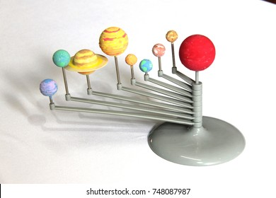 Solar System Model Images, Stock Photos & Vectors | Shutterstock