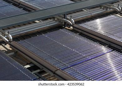 solar warm water