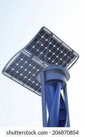 Solar And Wind Power Generator