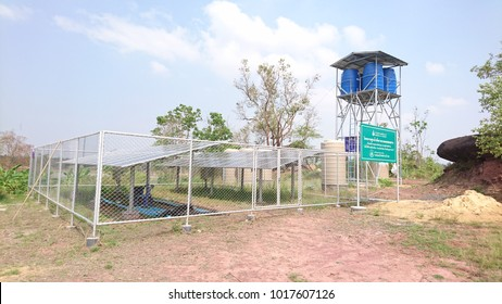solarcell water pump renewable energy
