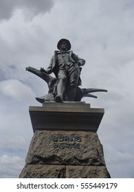 A soldier monument