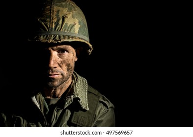 Soldier In Shadow