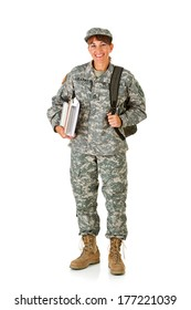 Soldier: Woman Ready To Attend Classes